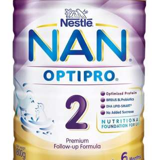 Nestle Nan Optipro 2