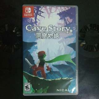 SALE/TRADE Nintendo Switch Cave Story