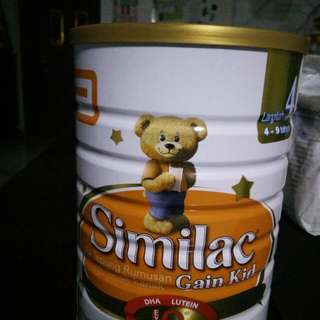 Similac Gain Plus Stage 4 (1.8kg)