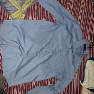 Long sleeve and short sleeve polo bench not uniqlo hnm levis