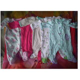 Baby Clothes Overall