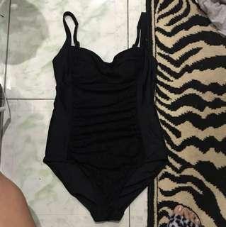 "REPRICED!! ""Merona"" swimsuit/ swimwear/ onesie/ one piece/ bodysuit/ bikini/ leotard"