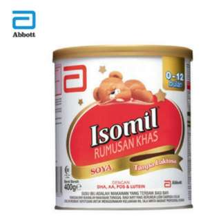 Isomil 0-12mth 850g