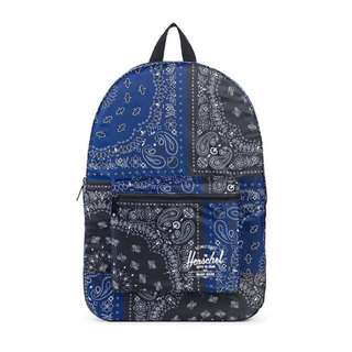 Herschel Daypack Packable Navy Bandana