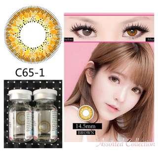 Contact Lens C65-1 14.5mm
