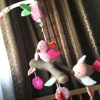 Skip Hop Spring Musical Crib Mobile