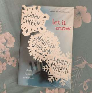 """Let it Snow"" by John Green"
