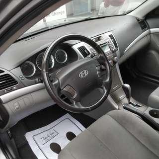 2010 Hyundai Sonata GL