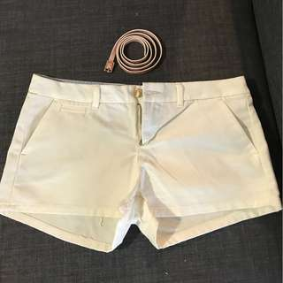 Brand New Without Tags Zara Size 6 Shorts