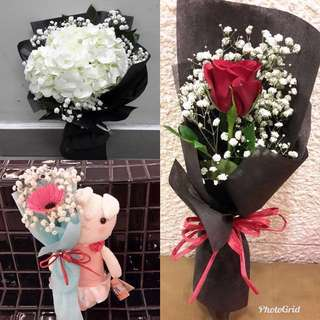 [FLOWERS] VALENTINES DAY PRE ORDER PROMO