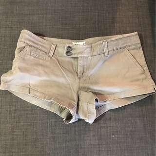 Ladies American Eagle Grey Shorts