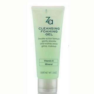Za Cleansing Foaming Gel 140ml