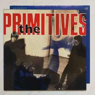 Cally kwong elton John the primitives  original LP record cd