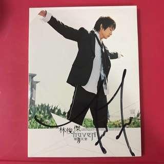 JJ Lin 第JJ天堂 Autographed album
