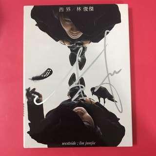 JJ Lin 西界 Autographed album