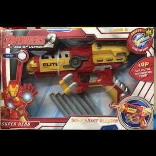 Soft Bullet Toy Avengers Like Nerf