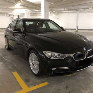Bmw f30 front, rear bumper, grills, side skirts