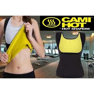 Slimming body shaper for tummy weight lost hot sweat sauna