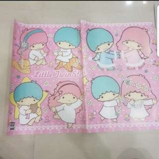 In stock little twin stars wrapping paper