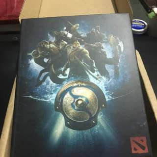 Aegis of the Immortal: Dota 2 The International 7 Collectible