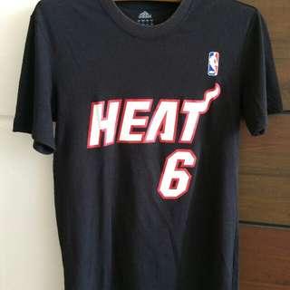 Adidas LeBron Miami Shirt