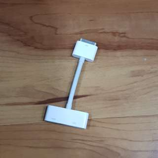 Apple 21pin to HDMI Cable