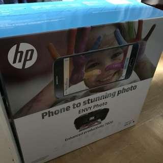 HP ENVY Photo 7820 Printer