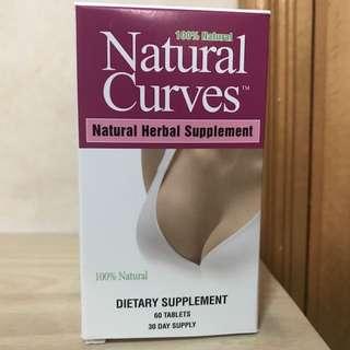 (購自GNC) $510/2 👙豐胸👙 Biotech™ Corporation Natural Curves™ Breast Enhancement (60粒)
