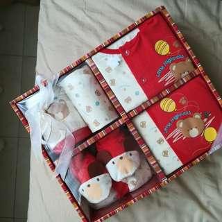 Baby Gift Set (0-6M)