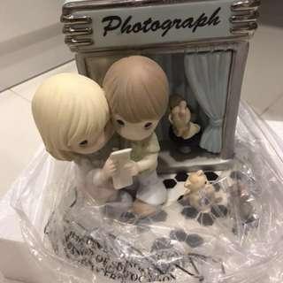 Precious Moments Figurine limited edition