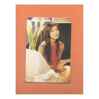 5734,YES CARD-BONJOUR台北-楊采妮,全購系列-4折(連複品)