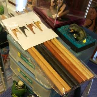 Chop sticks 4 pairs