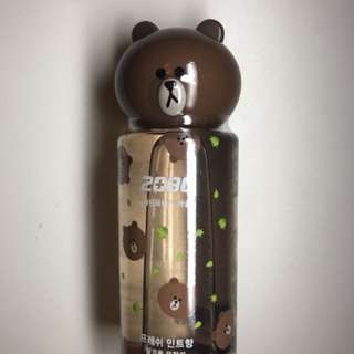 LINE FRIENDS 熊大 漱口水