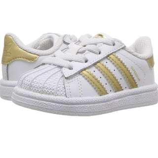 Adidas Originals Kids Superstar I Sneaker