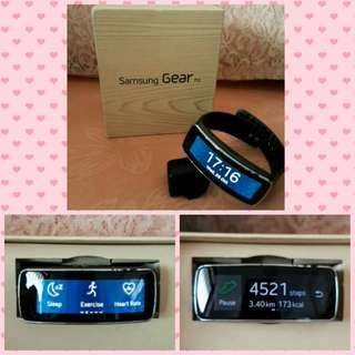 New Samsung Gear Fit