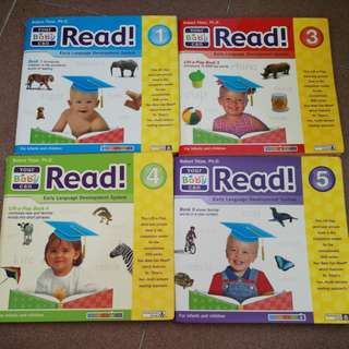 Your baby can read 1,3,4,5
