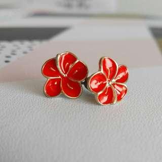 *REDUCED PRICE* Flower earrings