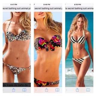 Victoria Secret bathing suits