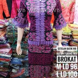 Stelan Batik WB