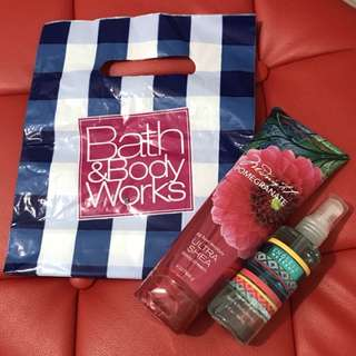Original Bath and Body Works Combo (TAKE ALL)