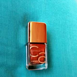 Catrice Nail Colour - Bronze