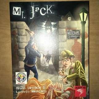 Mr Jack (Board Game)
