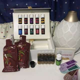 Young living be a member