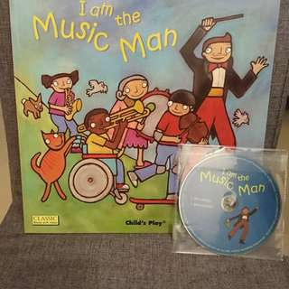Child's play - Musuc Man (with CD)