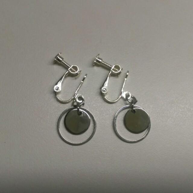 夾式耳環✨兩副100元