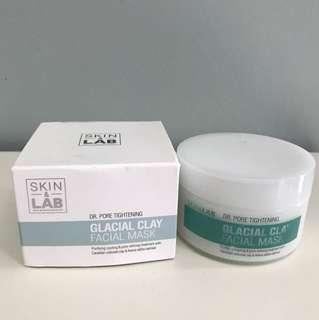 Skin & Lab Glacial Clay Facial Mask