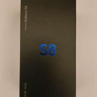 Samsung S8 64G, purple 行貨有單有保養