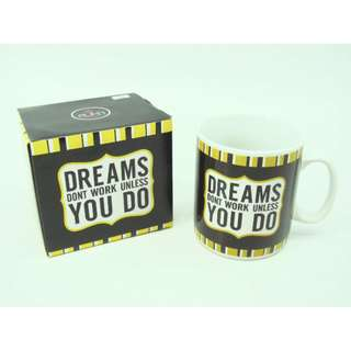 Motivational Coffee Mug- Large