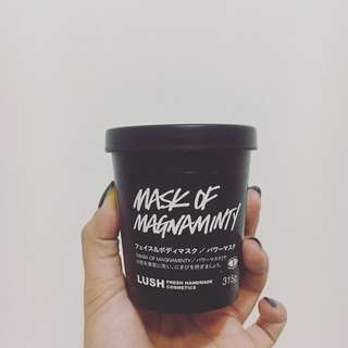 Lush Mask of Magnaminty Face and Body