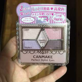 Brand New Sealed Canmake Eyeshadow colour 12